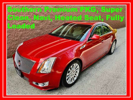 2010 Cadillac CTS 3.6 Sedan 4D AWD for Sale  - IA731  - Okaz Motors