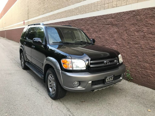 2003 Toyota Sequoia  - Okaz Motors