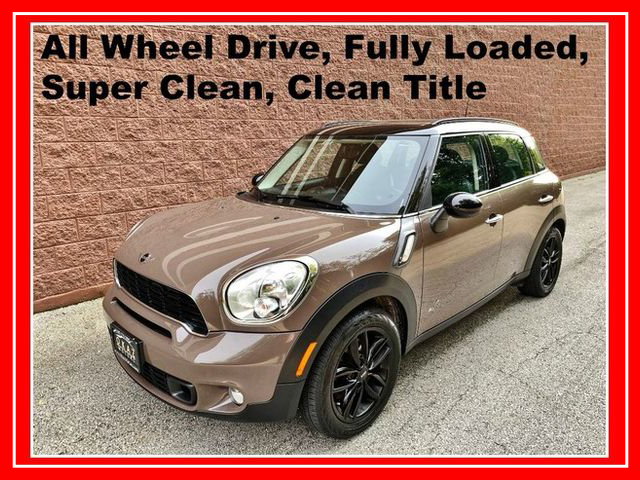 2011 Mini Cooper Countryman Cooper S ALL4 Hatchback 4D AWD  - IA727  - Okaz Motors