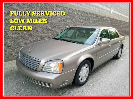 2002 Cadillac DeVille Sedan 4D for Sale  - FP071  - Okaz Motors