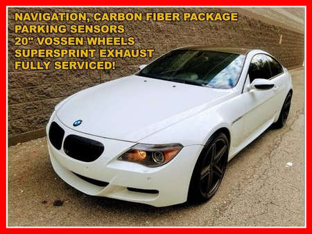 2007 BMW 6 Series Coupe 2D for Sale  - FP089  - Okaz Motors