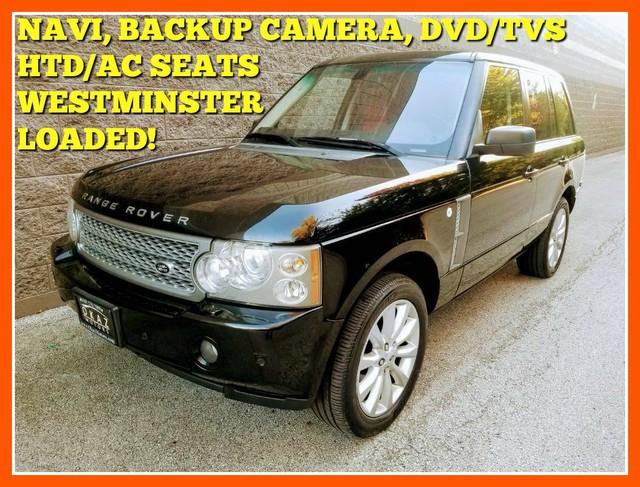 2008 Land Rover Range Rover  - Okaz Motors