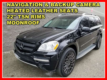 2012 Mercedes-Benz GL-Class GL 450 4MATIC Sport Utility 4D for Sale  - FA003  - Okaz Motors