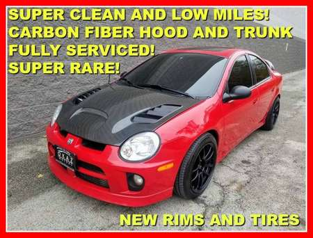 2004 Dodge Neon SRT-4 Sedan 4D for Sale  - FP099  - Okaz Motors