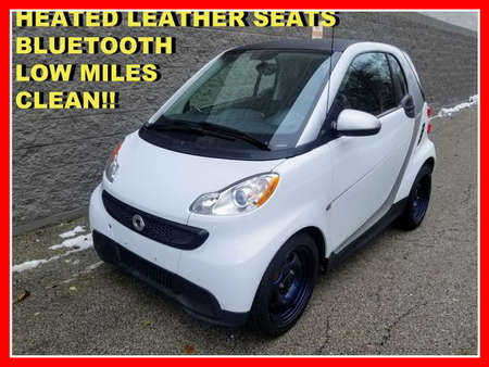 2014 Smart ForTwo Passion Hatchback Coupe 2D for Sale  - FP102  - Okaz Motors