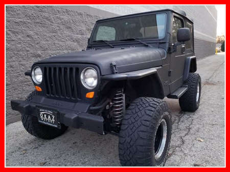 2003 Jeep Wrangler SE Sport Utility 2D for Sale  - AP727  - Okaz Motors