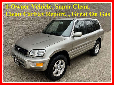 2000 Toyota Rav4 Sport Utility 4D for Sale  - IA744  - Okaz Motors
