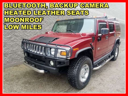 2003 Hummer H2 Sport Utility 4D for Sale  - FP100  - Okaz Motors