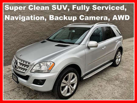 2009 Mercedes-Benz M-Class ML 350 Sport Utility 4D for Sale  - IA779  - Okaz Motors