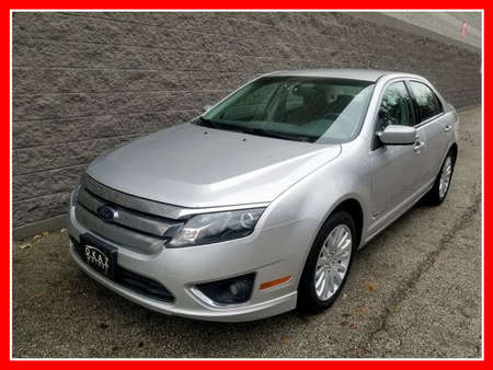 2010 Ford Fusion Hybrid Sedan 4D for Sale  - FA006  - Okaz Motors