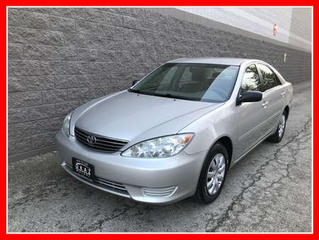 2005 Toyota Camry LE Sedan 4D for Sale  - AP729  - Okaz Motors