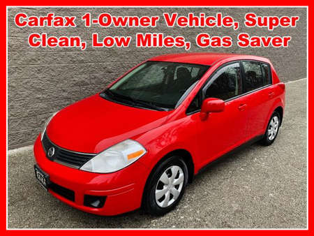 2007 Nissan Versa S Hatchback 4D for Sale  - IA803  - Okaz Motors