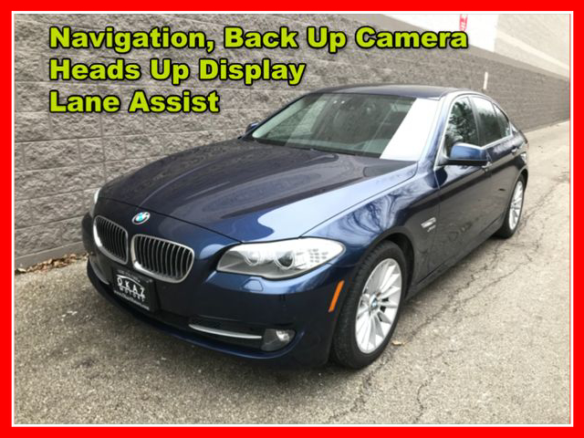 2011 BMW 5 Series  - Okaz Motors