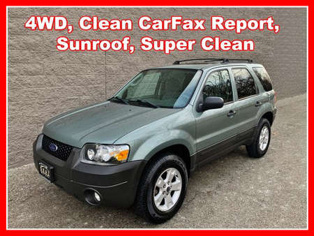 2007 Ford Escape XLT Sport Utility 4D 4WD for Sale  - IA802  - Okaz Motors