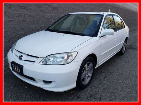 2004 Honda Civic EX Sedan 4D for Sale  - AP737  - Okaz Motors
