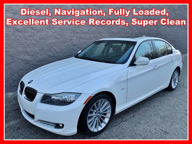 2011 BMW 3 Series 335d Sedan 4D  - IA849  - Okaz Motors