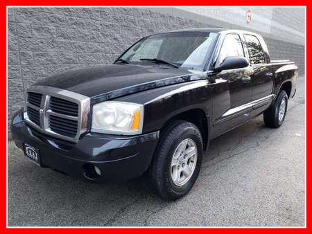 2005 Dodge Dakota SLT Pickup 4D 5 1/2 ft 4WD Quad Cab for Sale  - AP738  - Okaz Motors