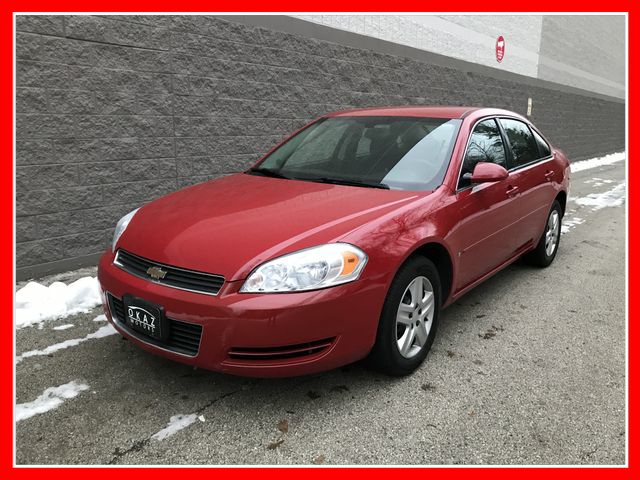2007 Chevrolet Impala LS Sedan 4D  - AP740  - Okaz Motors