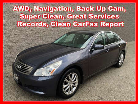 2008 Infiniti G35 G35x Sedan 4D AWD for Sale  - IA844  - Okaz Motors