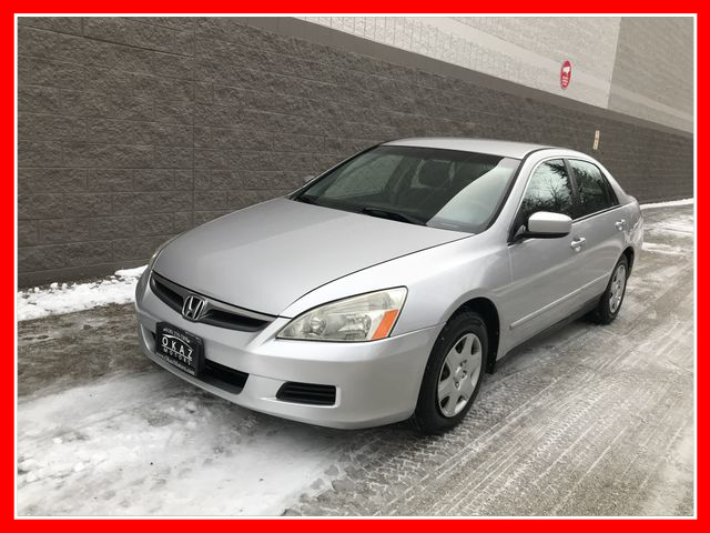 2006 Honda Accord LX Sedan 4D  - AP735  - Okaz Motors