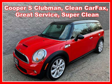 2008 Mini Cooper Clubman Cooper S Hatchback 3D for Sale  - IA778  - Okaz Motors