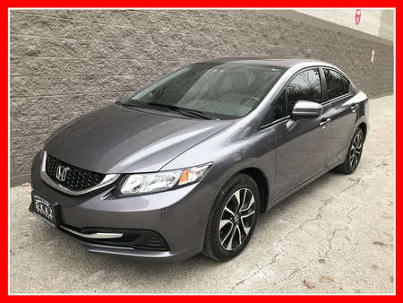 2014 Honda Civic EX Sedan 4D for Sale  - AP741  - Okaz Motors