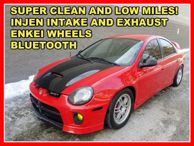 2004 Dodge Neon SRT-4 Sedan 4D  - FP113  - Okaz Motors