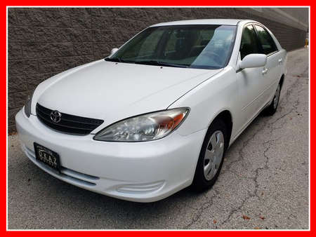 2002 Toyota Camry LE Sedan 4D for Sale  - AP743  - Okaz Motors