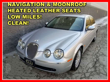2007 Jaguar S-Type Sedan 4D for Sale  - FP115  - Okaz Motors