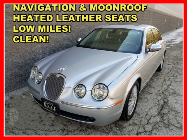 2007 Jaguar S-Type Sedan 4D  - FP115  - Okaz Motors