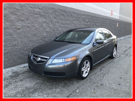 2005 Acura TL 3.2 Sedan 4D for Sale  - AP747  - Okaz Motors