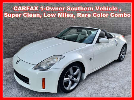 2006 Nissan 350Z Touring Roadster 2D for Sale  - IA862  - Okaz Motors