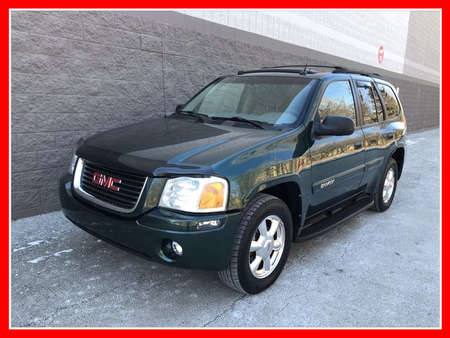 2005 GMC Envoy SLE Sport Utility 4D 4WD for Sale  - AP720  - Okaz Motors
