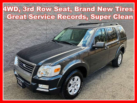 2010 Ford Explorer XLT Sport Utility 4D 4WD for Sale  - IA833  - Okaz Motors