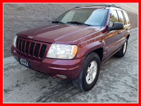 2000 Jeep Grand Cherokee Limited Sport Utility 4D 4WD for Sale  - AP744  - Okaz Motors