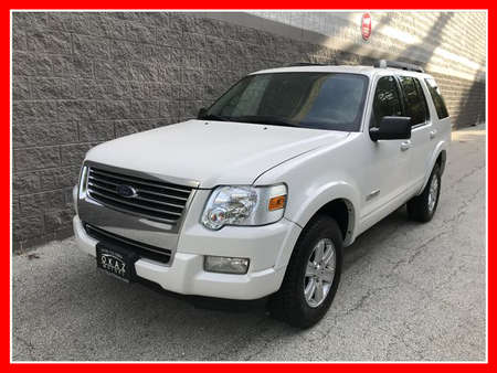 2008 Ford Explorer XLT Sport Utility 4D 4WD for Sale  - AP753  - Okaz Motors