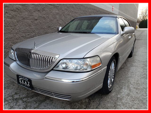 2007 Lincoln Town Car Signature Limited Sedan 4D  - AP754  - Okaz Motors