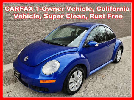 2008 Volkswagen Beetle S Hatchback 2D for Sale  - IA892  - Okaz Motors