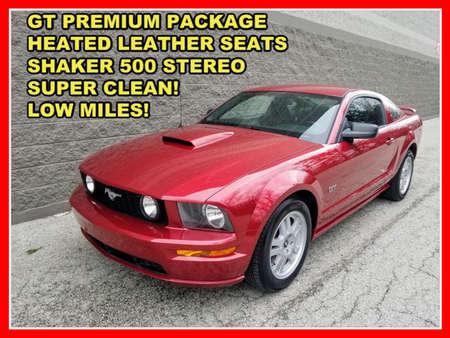 2007 Ford Mustang GT Premium Coupe 2D for Sale  - FP124  - Okaz Motors