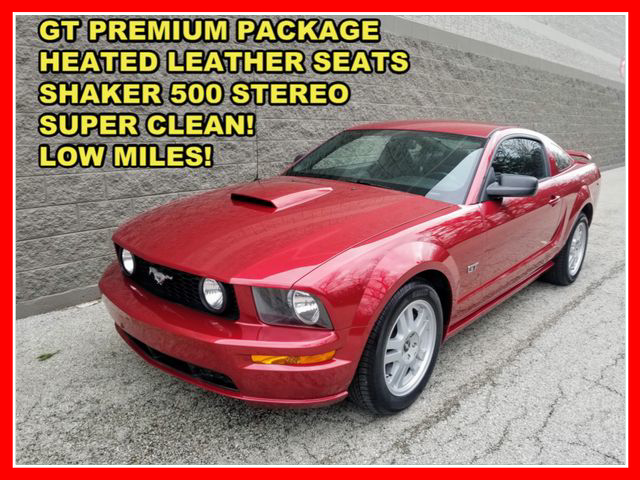 2007 Ford Mustang GT Premium Coupe 2D  - FP124  - Okaz Motors