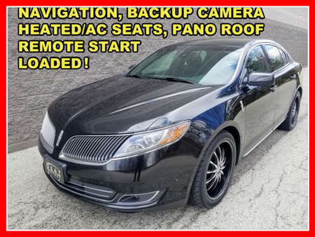2013 Lincoln MKS EcoBoost Sedan 4D AWD for Sale  - FP123  - Okaz Motors