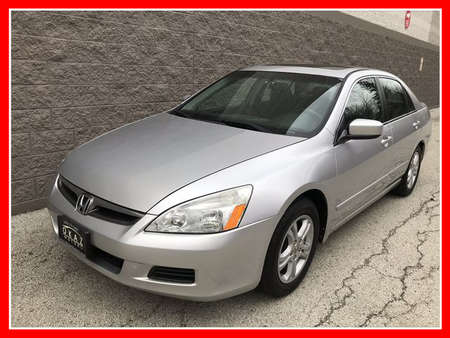 2007 Honda Accord EX Sedan 4D for Sale  - AP748  - Okaz Motors