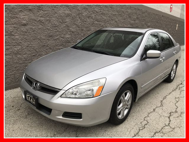 2007 Honda Accord EX Sedan 4D  - AP748  - Okaz Motors