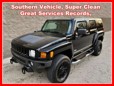 2007 Hummer H3 SUV Sport Utility 4D 4WD for Sale  - IA890  - Okaz Motors