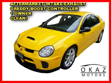 2003 Dodge Neon SRT-4 Sedan 4D for Sale  - FP136  - Okaz Motors