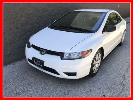 2006 Honda Civic Cpe LX Coupe 2D for Sale  - AP897  - Okaz Motors