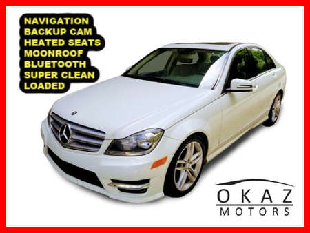2012 Mercedes-Benz C-Class C 300 4MATIC Luxury Sedan 4D for Sale  - FP134  - Okaz Motors