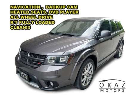 2015 Dodge Journey R/T Sport Utility 4D AWD for Sale  - FP144  - Okaz Motors