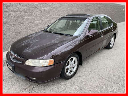 2000 Nissan Altima SE Sedan 4D for Sale  - IA954  - Okaz Motors