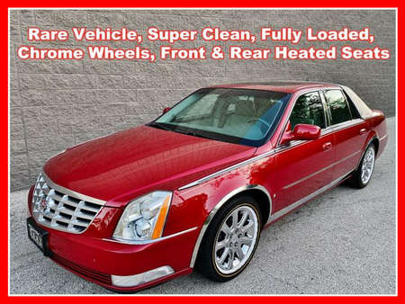 2008 Cadillac DTS Sedan 4D for Sale  - IA848  - Okaz Motors